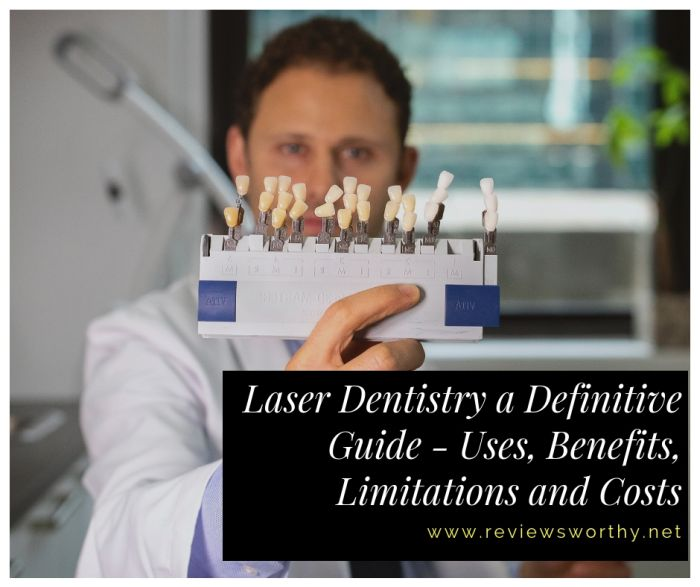 Laser Dentistry a Definitive Guide - Uses, Benefits, Limitations and Costs