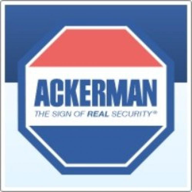 Ackerman Security logo
