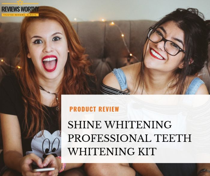 Shine Whitening Professional Teeth Whitening Kit