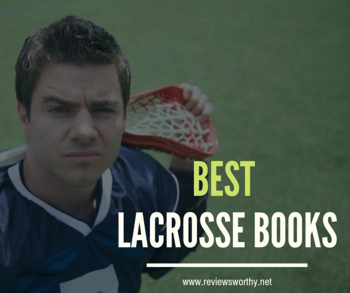 BEST LACROSSE BOOKS