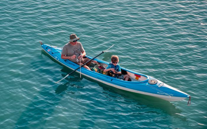 How to Purchase the Best Kayak for Kids